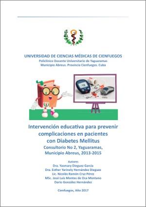 Intervención educativa para prevenir complicaciones en pacientes con Diabetes Mellitus