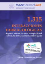 1.315 INTERACCIONES FARMACOLÓGICAS